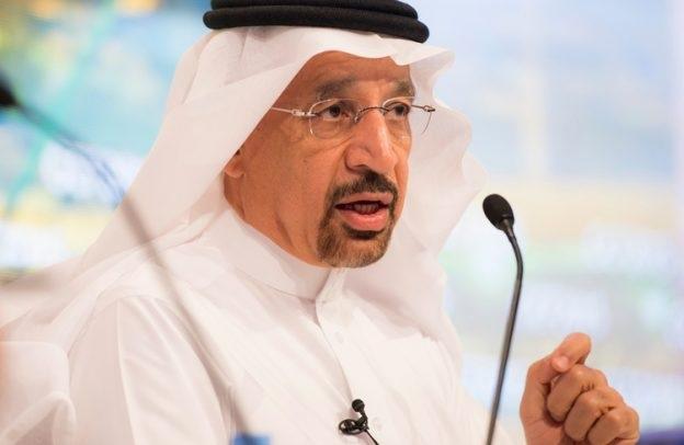 خالد الفالح وزيرالطاقة السعودي