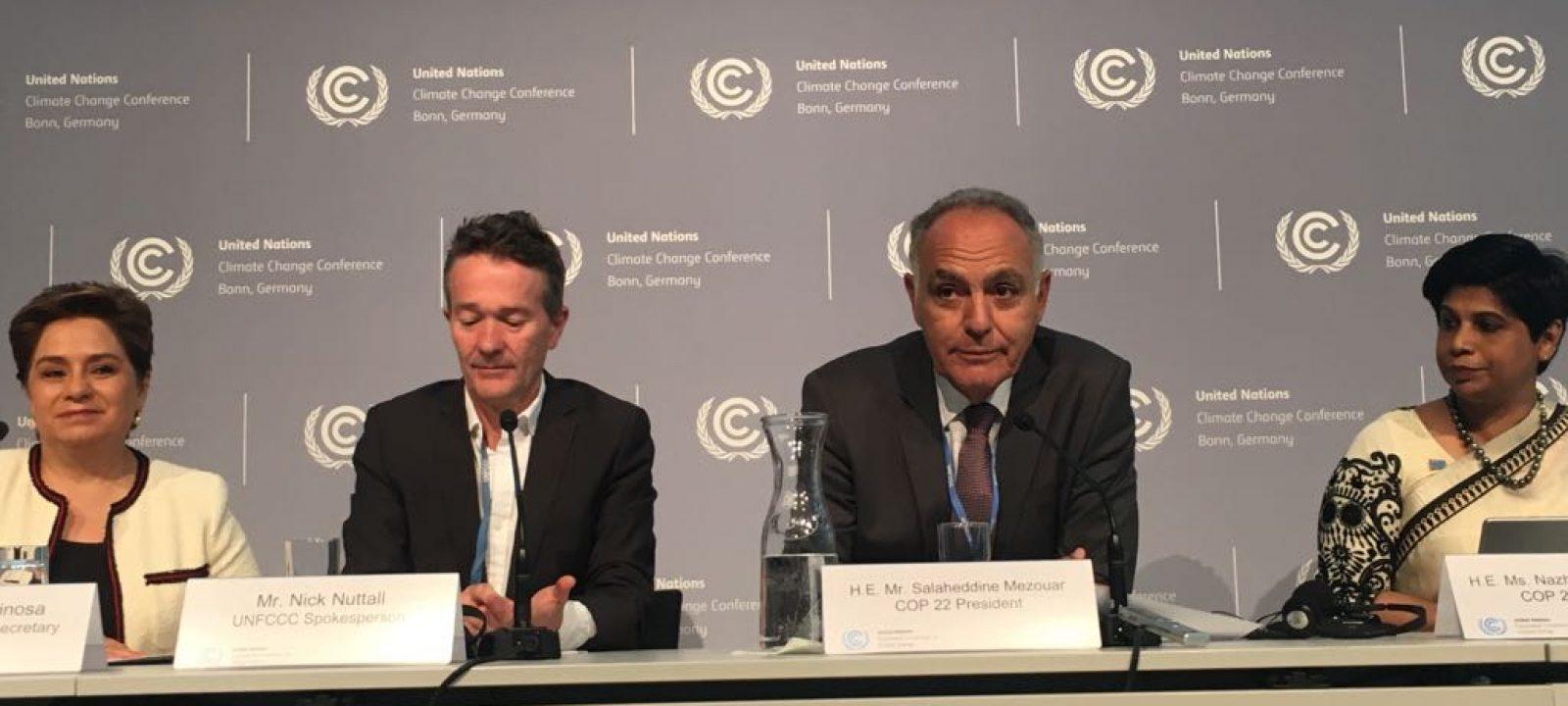 مؤتمر المناخ العالمي