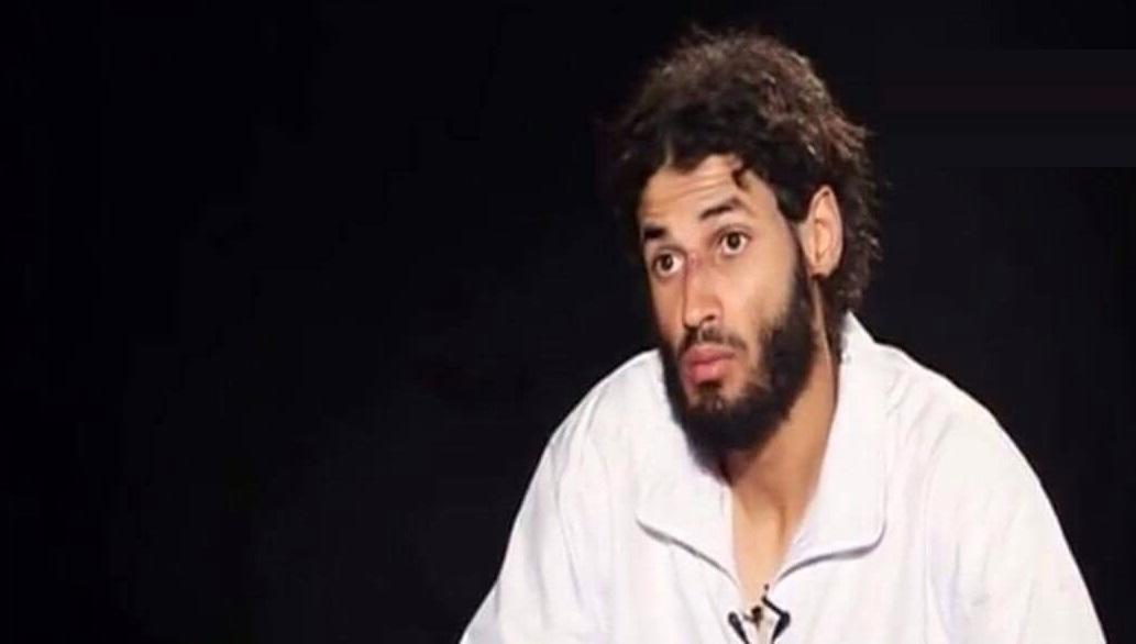 الإرهابي الليبي