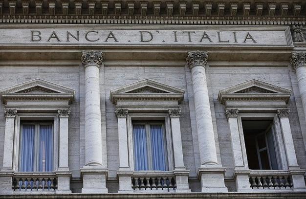 بنك إيطاليا المركزي