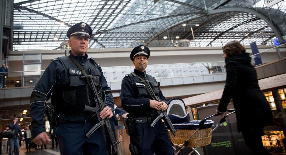 الاتحاد الأوروبي يرفع حالة التأهب الأمني خلال فترة الأعياد - صورة ارشيفية