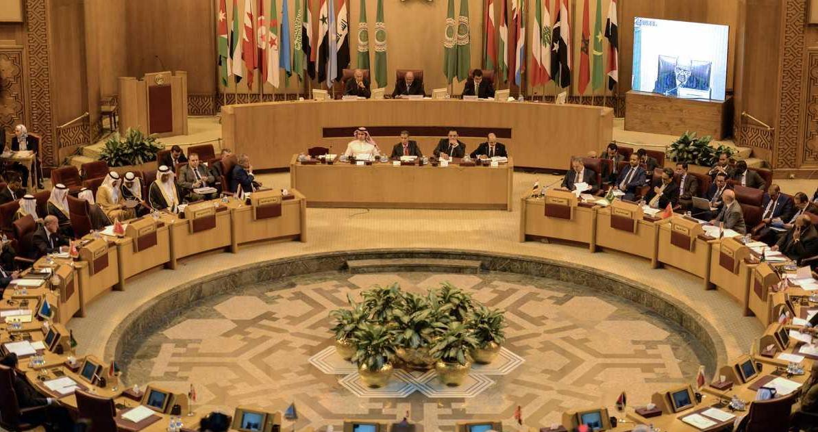 أرشيفية من داخل مقر جامعة الدول العربية