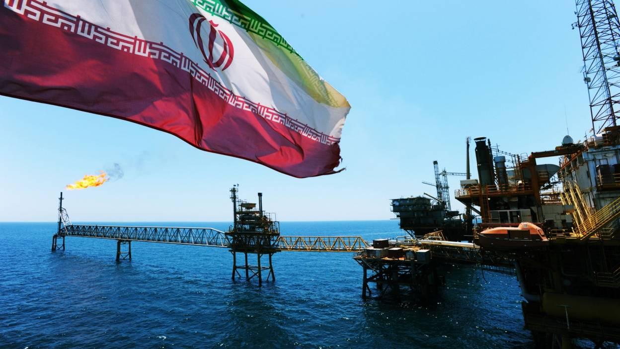 بترول إيران