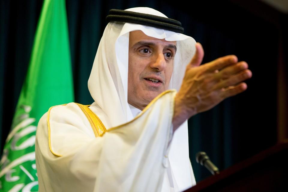 وزير خارجية السعودية عادل الجبير