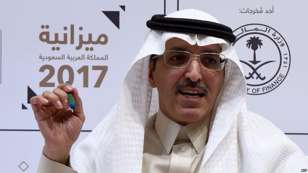 وزير المالية السعودي
