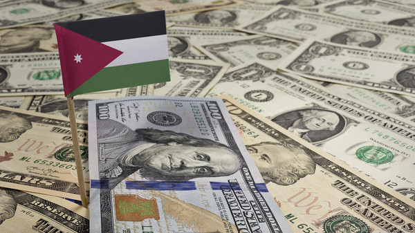 تراجع احتياطي النقد الأجنبي للأردن 9% نهاية أكتوبر (أرشيفية)
