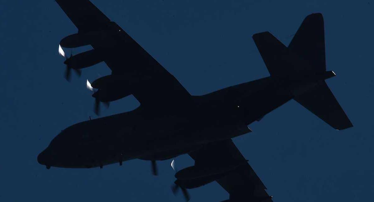 تحطم طائرة عسكرية أميركية( أرشيفية)