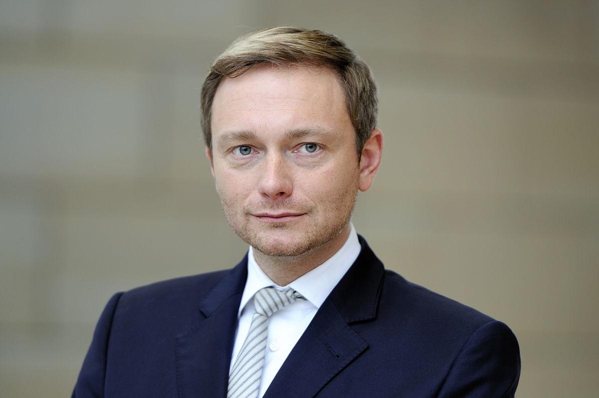 كريستيان ليندنر،رئيس الحزب الديمقراطي الحر