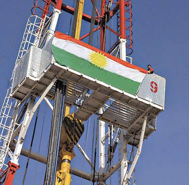 نفط كردستان العراق (أرشيفية)