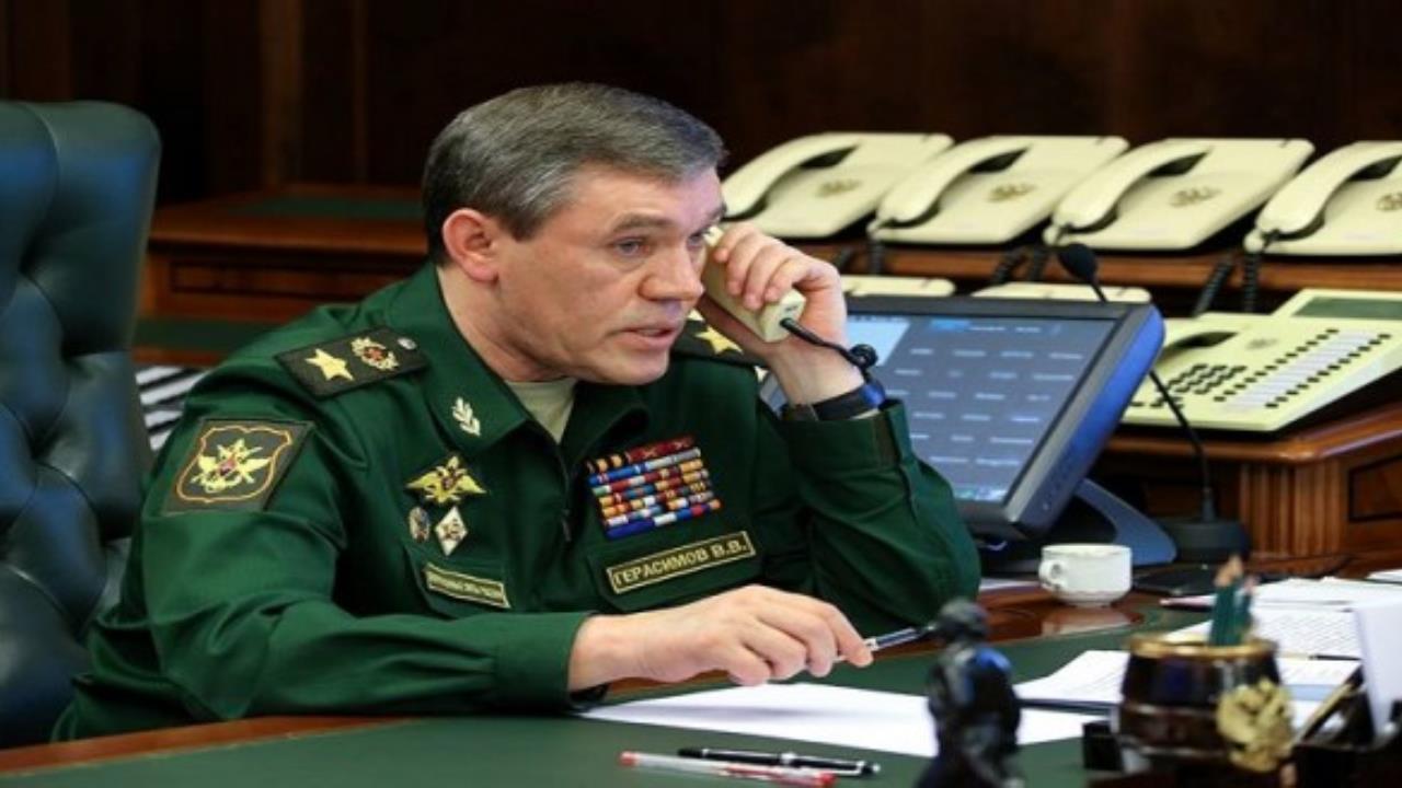 رئيس الأركان الروسي
