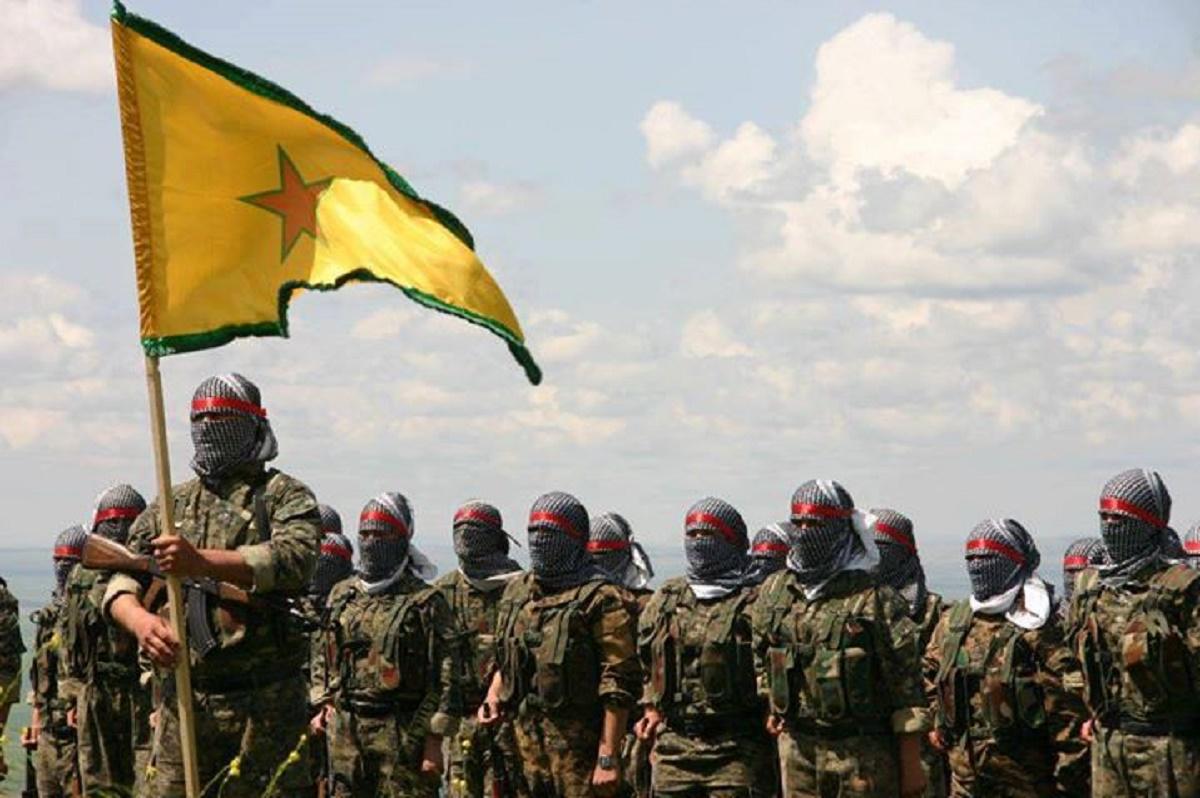 المليشيات الكردية