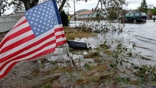 فيضانات في ولاية واشنطن الأمريكية
