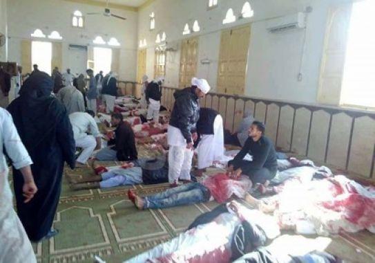 الجثث ملأت المسجد