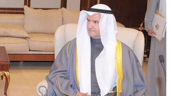وزير النفط الكويتي عصام المرزوق