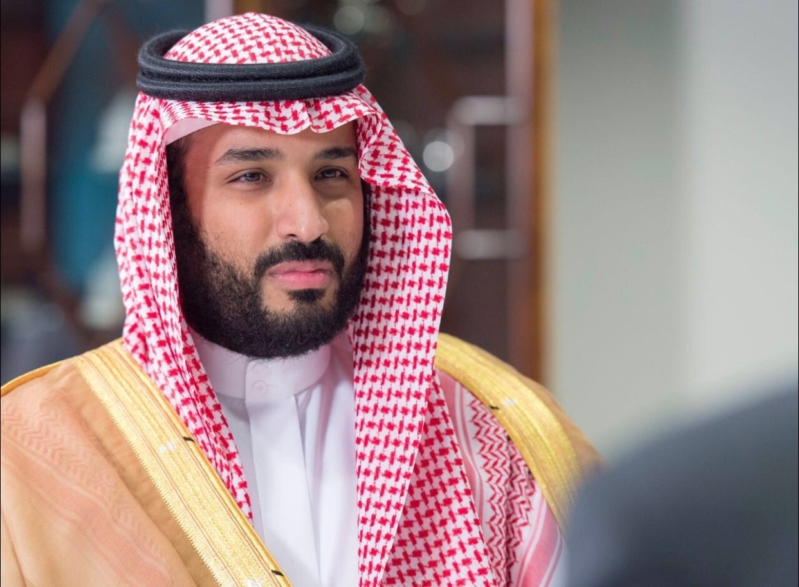 ولي العهد السعودي وزير الدفاع الأمير محمد بن سلمان