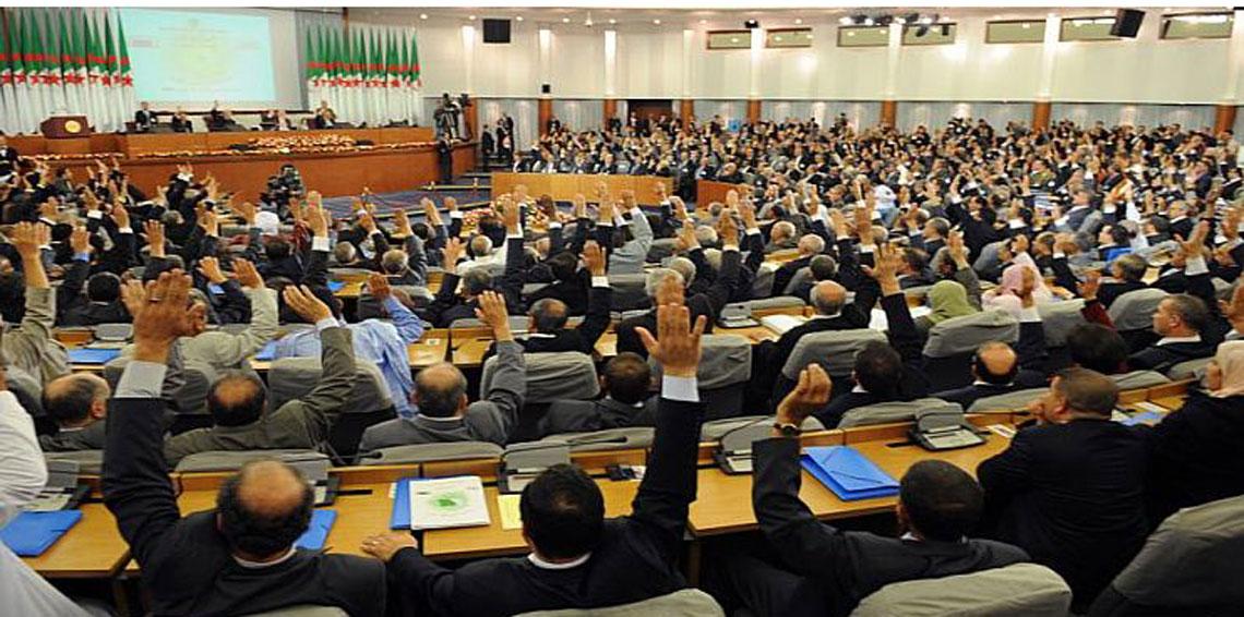 برلمان الجزائر يقر ميزانية تشمل رفعا لأسعار الوقود وزيادات ضريبية
