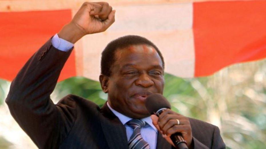 رئيس زيمبابوي الجديد إمرسون منانجاجوا