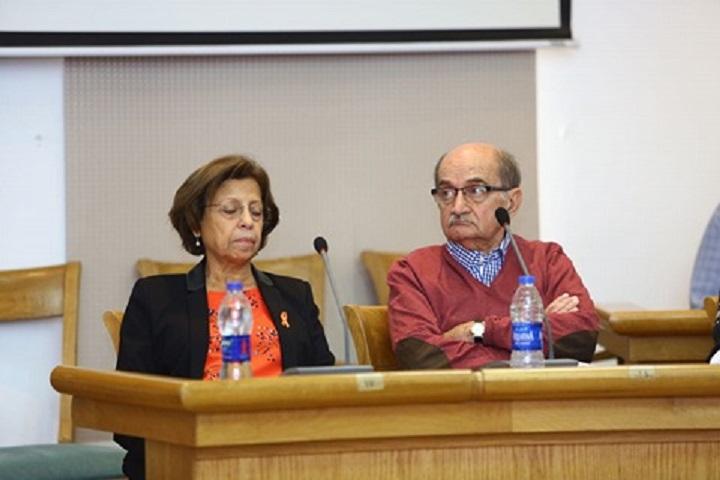 رئيس القاهرة السينمائى ومديره