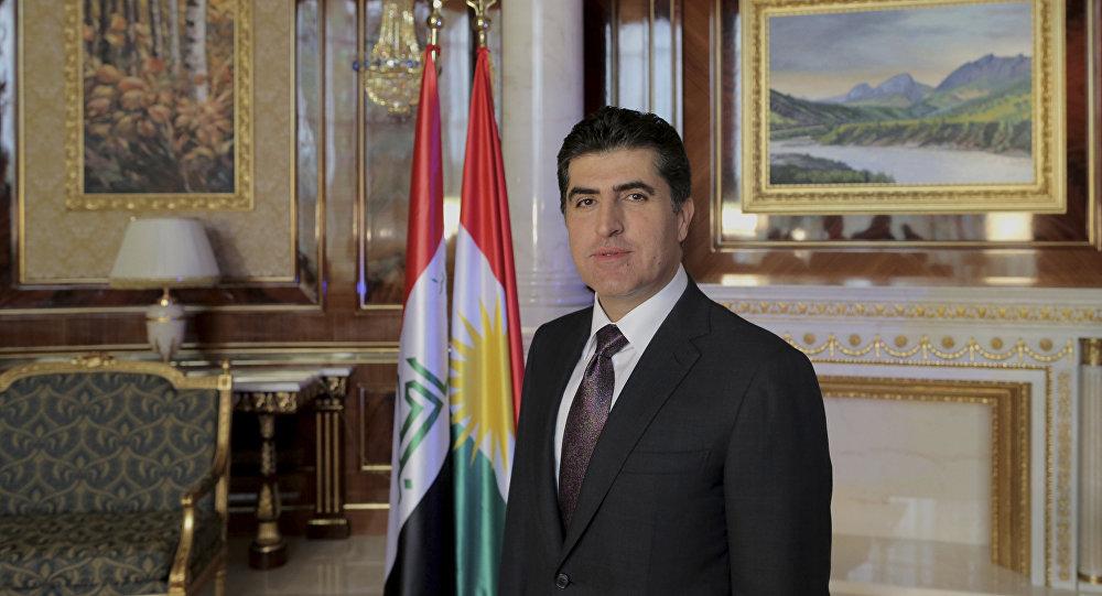 رئيس وزراء إقليم كردستان العراق نيجرفان برزاني