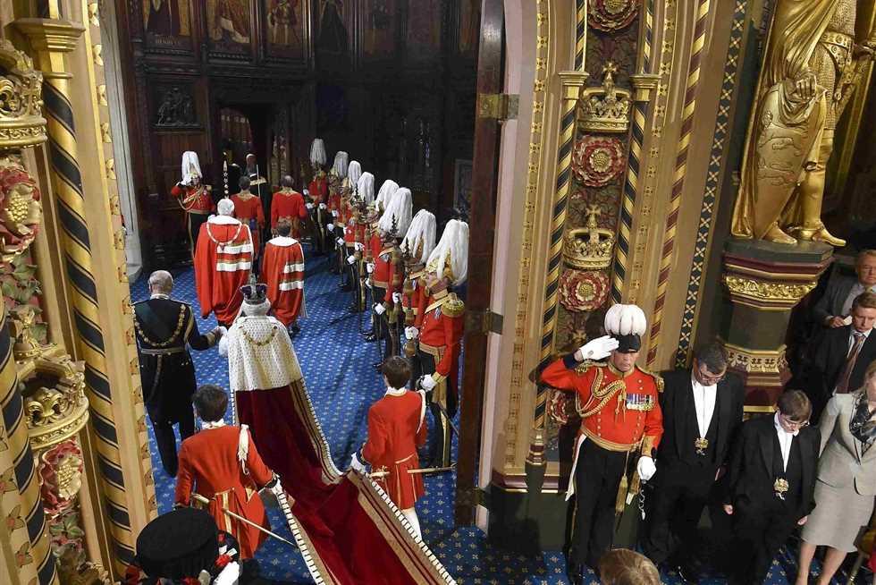 مجلس اللوردات البريطاني