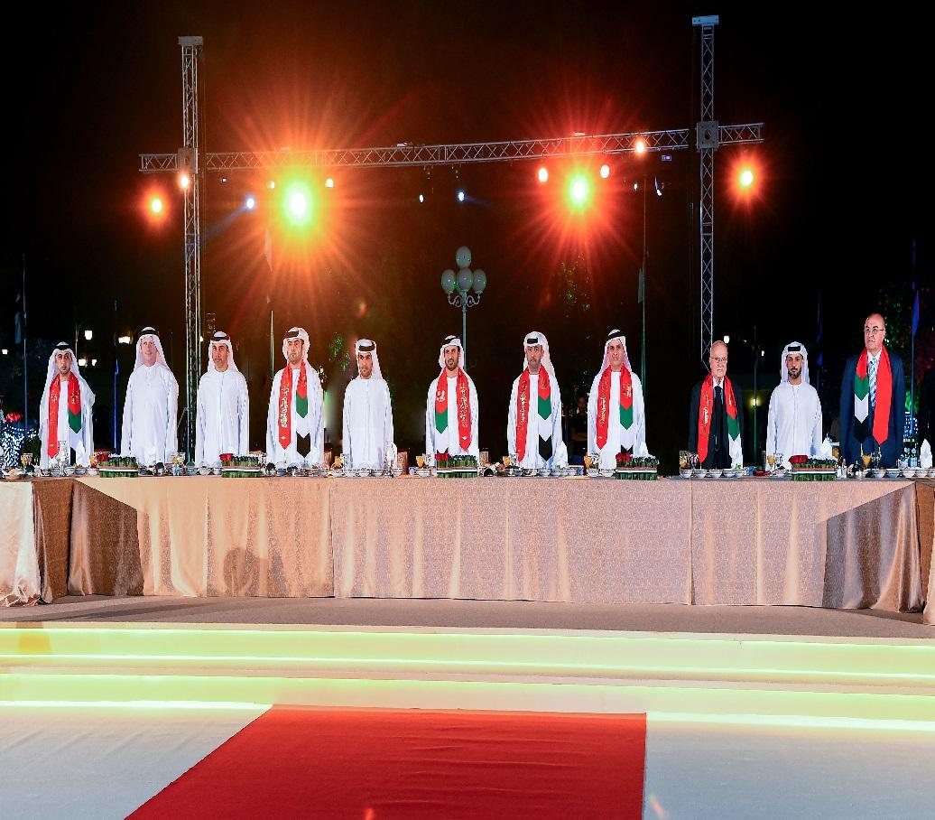 وزارة شؤون الرئاسة تحتفل باليوم الوطني