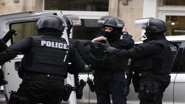 شرطة مكافحة الإرهاب