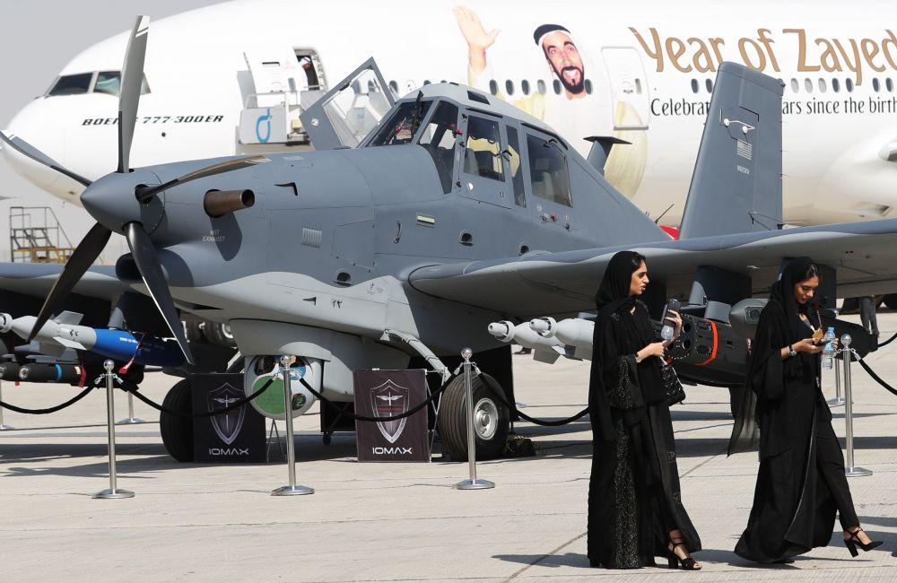 تجارة أبوظبي من الطائرات