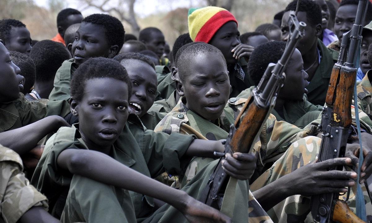شعب جنوب السودان