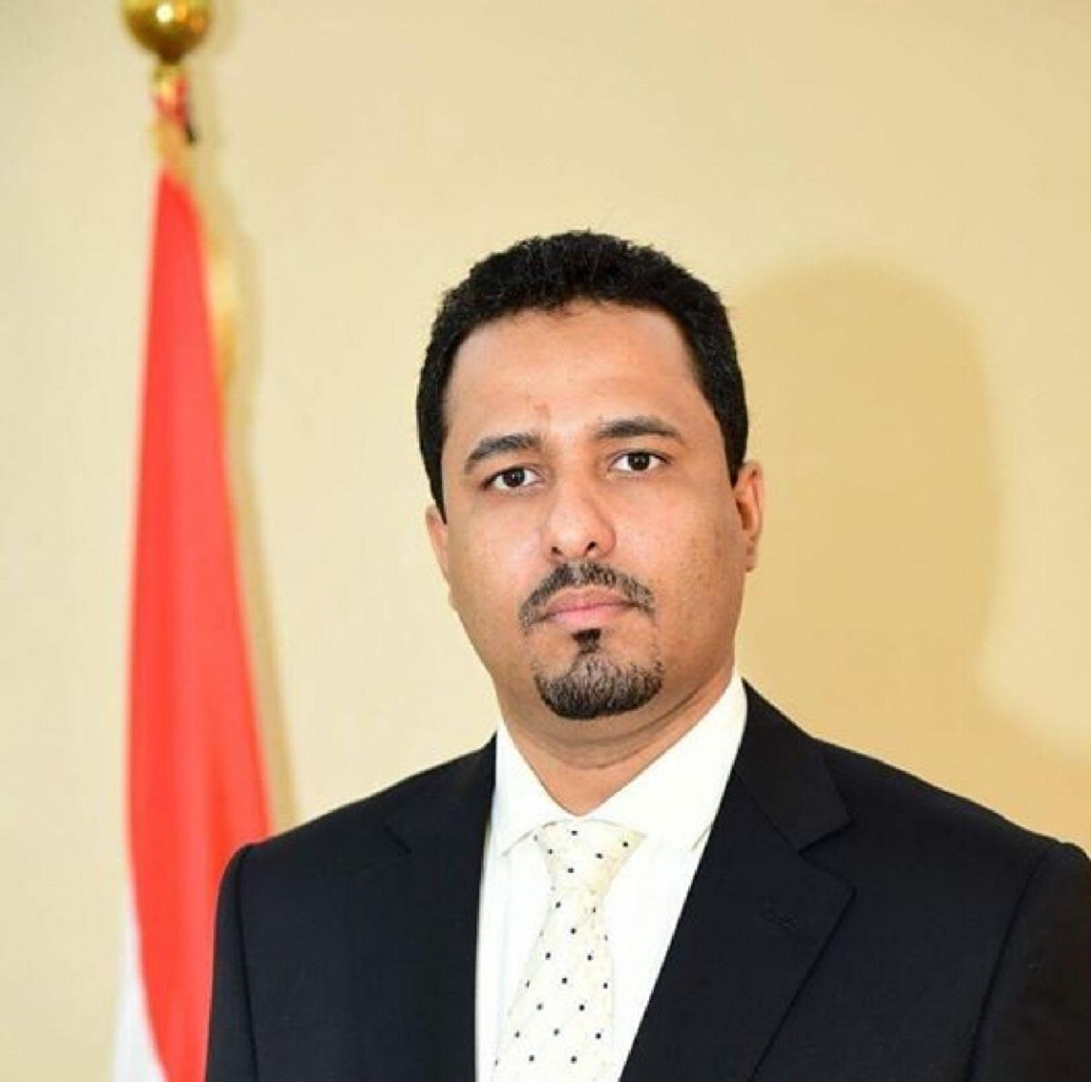 وزير النقل اليمني مراد الحالمي