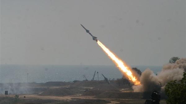 إطلاق صاروخ (صورة أرشيفية)