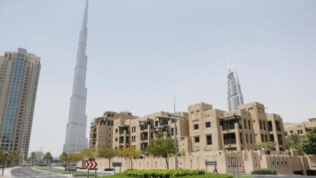 عقارات دبي (أرشيفية)