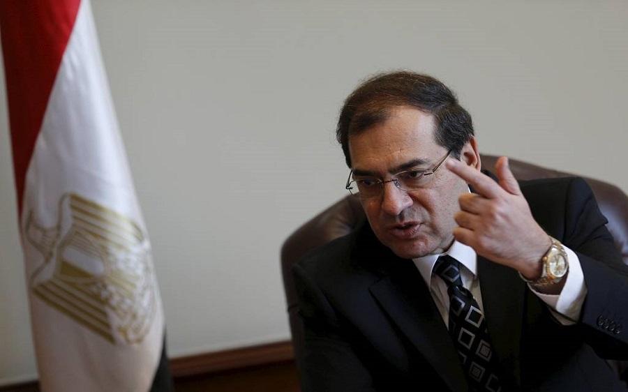 وزير البترول والثروة المعدنية المصري