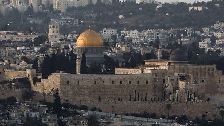 المقدسات الإسلامية في القدس
