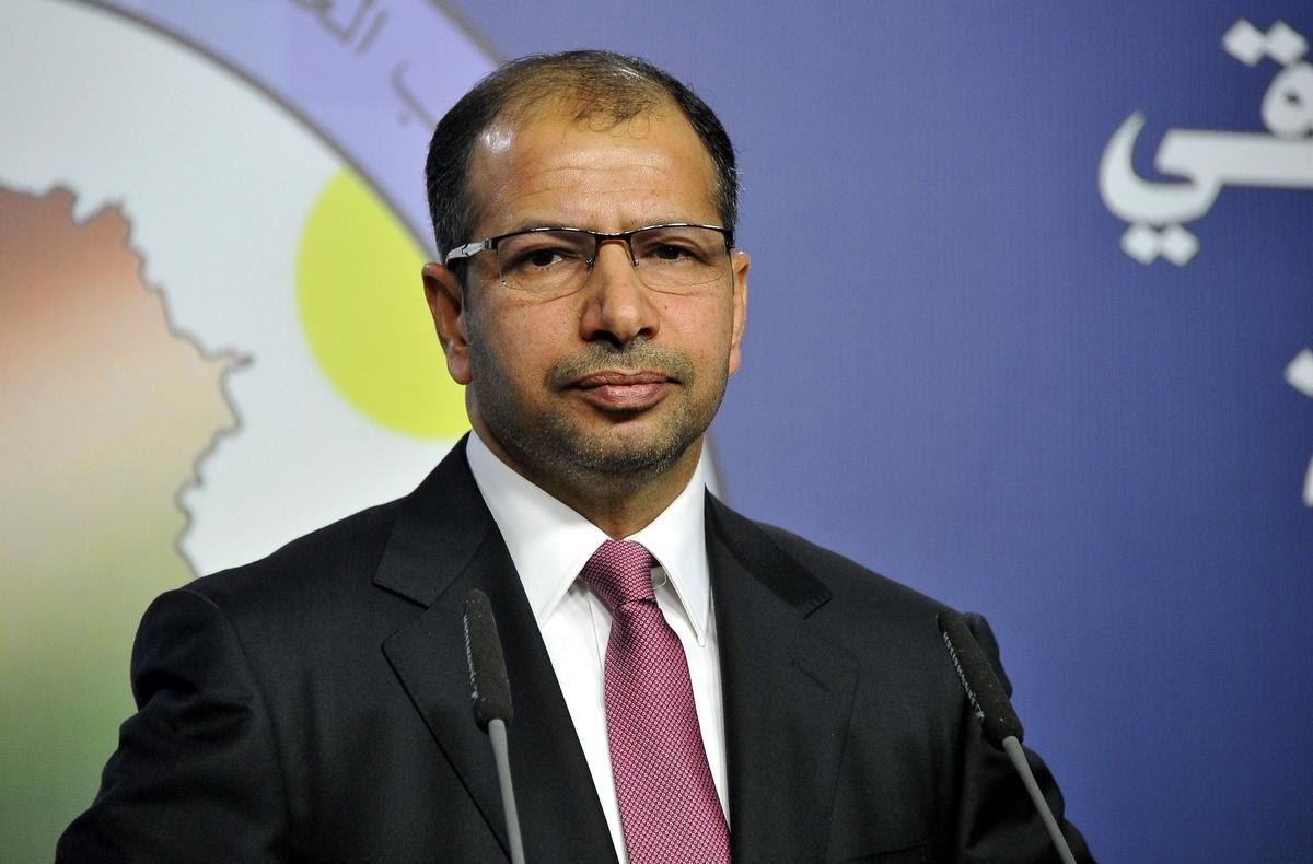 سليم الجبوري رئيس البرلمان العراقي