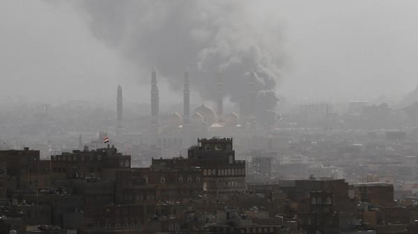 من المواجهات في صنعاء (أرشيفية)