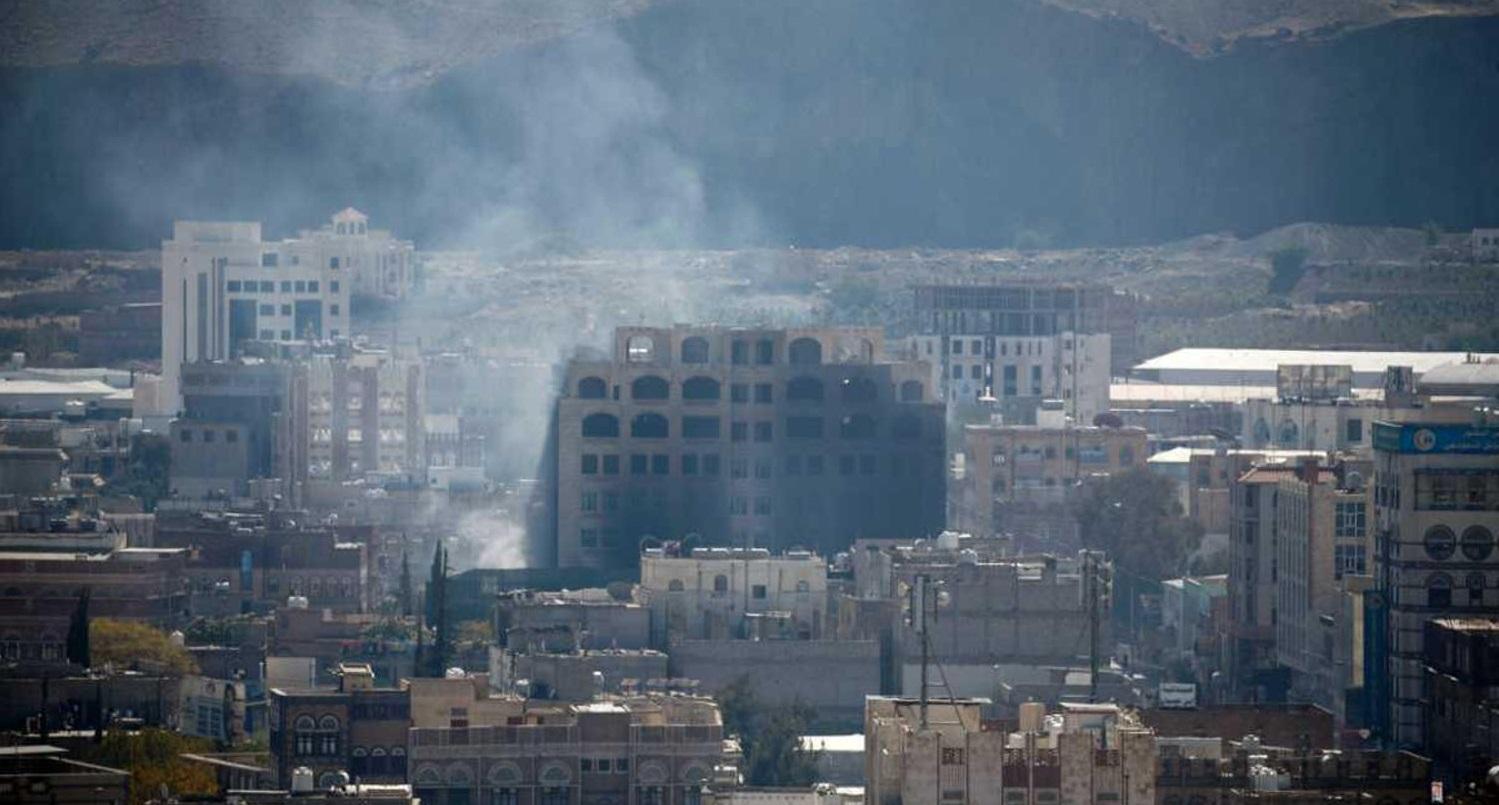 حرب شوارع في صنعاء