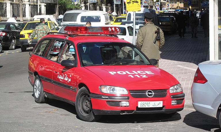 الشرطة فى سوريا