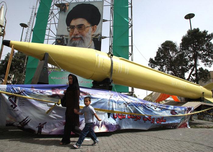متحدث إيراني لفرنسا: برنامج الصواريخ غير قابل للتفاوض