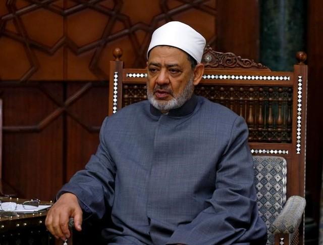 الإمام الأكبر أحمد الطيب شيخ الأزهر