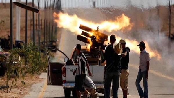 الأوضاع فى ليبيا