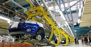 مصنع سيارات فى تركيا ..صورة ارشيفية