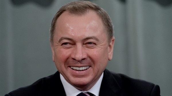 وزير خارجية بيلاروسيا فلاديمير ماكي