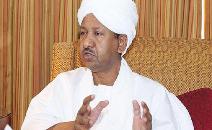 الدكتور مصطفى عثمان إسماعيل وزير خارجية السودان الأسبق