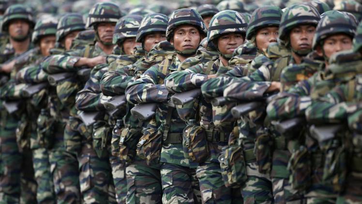 الجيش الماليزي