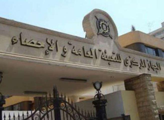 الجهاز المركزي للتعبئة العامة والإحصاء في مصر
