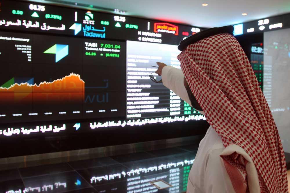 بورصة السعودية (أرشيفية)