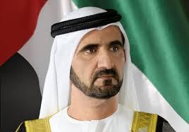 حاكم إمارة دبي الشيخ محمد بن راشد آل مكتوم