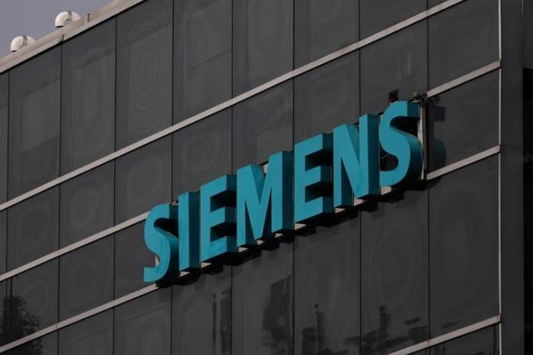 شعار شركة سيمنس الأمريكية في المكسيك