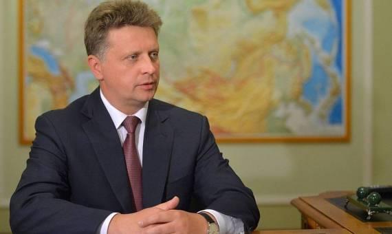 وزير النقل الروسي