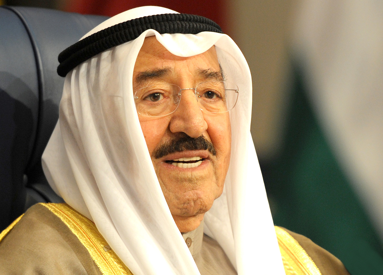 أمير الكويت الشيخ صباح الأحمد